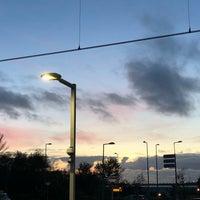 Photo taken at Metrostation Meijersplein by Ellen K. on 10/30/2017