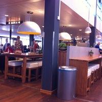 Das Foto wurde bei Rotterdam The Hague Airport von Ellen K. am 5/19/2013 aufgenommen