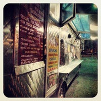 Photo taken at Mi Grullense Taco Truck by Lydia K. on 10/6/2013