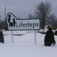 Photo taken at Lifesteps by Tracy P. on 1/2/2013