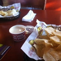 Photo taken at Moe's Southwest Grill by Gina G. on 6/13/2013
