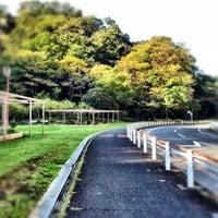 Photo taken at 富岡総合公園 by Ken3 on 10/7/2012