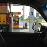 Photo taken at Shell by Jennifer G. on 5/11/2013
