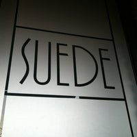 Photo taken at Club Suede by Mark C. on 11/29/2012