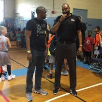 Photo taken at Dr. Martin Luther King, Jr. Recreation Complex by Joe P. on 4/25/2016