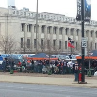 Photo taken at Chicago Bears Ultimate Tailgate by Brady S. on 12/2/2012