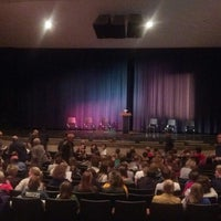 Photo taken at De Pere High School by Scott C. on 11/9/2013
