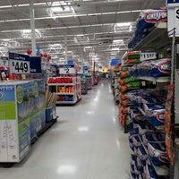 Photo taken at Walmart Supercenter by Bill M. on 7/28/2014