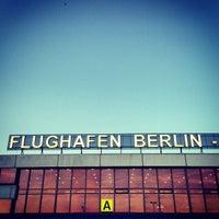 Photo taken at Berlin Schönefeld Airport (SXF) by Jorge D. on 7/19/2013