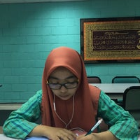 Photo taken at Perpustakaan Pendeta Za'ba by taeng on 7/18/2016