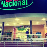 Photo taken at Supermercados Nacional by Sterling M. on 11/23/2012