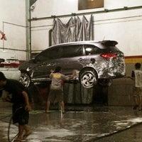 Photo taken at Pilar Tidar Car Wash by Jerri I. on 5/26/2015