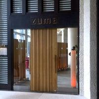 Photo taken at Zuma by Trisha C. on 9/26/2012