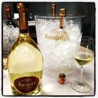Photo taken at Wine Depot & Bistro 555 by Trisha C. on 5/16/2013