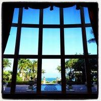 Photo taken at The Ritz-Carlton Key Biscayne, Miami by Trisha C. on 2/13/2013
