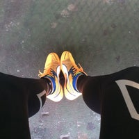 Photo taken at Galaxy Futsal Bangi by Syameel S. on 2/28/2017