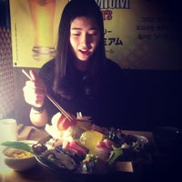 Photo taken at 싱꼬 by Rachel H. on 1/7/2013