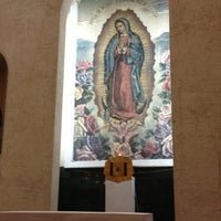 Photo taken at Iglesia de Guadalupe by Zelman D. on 3/29/2013