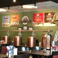Photo taken at Saugatuck Brewing Company by Dawne T. on 1/21/2013