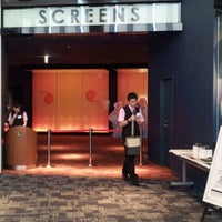 Photo taken at Midland Square Cinema by Masaya W. on 10/7/2012