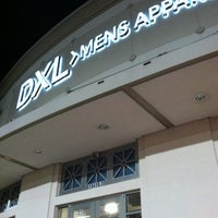 Photo taken at DXL Destination XL by Allison H. on 12/30/2012