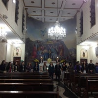 Photo taken at Paróquia Santa Generosa by Renato B. on 9/29/2016