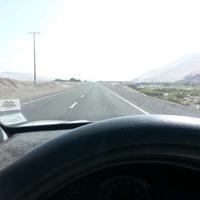 Das Foto wurde bei Valle De Lluta von Francisco O. am 5/5/2013 aufgenommen