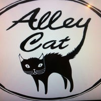 Photo taken at Alley Cat by Kyla P. on 9/9/2013