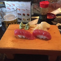 Photo taken at Sushi Yaro by Cyn V. on 5/9/2016