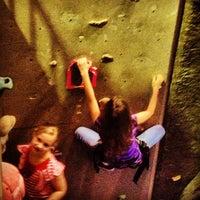 Photo taken at Randolph Climbing Center by Kim M. on 1/20/2013