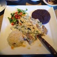 Photo taken at Gloria's by Fargie . on 11/23/2012