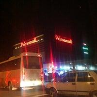 Photo taken at Primemall Otopark by Serdar A. on 2/3/2013