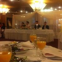 """Снимок сделан в Ресторан """"Ф.М. Достоевский"""" пользователем Anya K. 8/31/2013"""