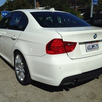 Photo taken at San Mateo Car Wash by Phillip K. on 10/5/2013