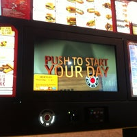Photo taken at Sonic Gluckstadt by Asia B. on 10/21/2013