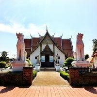 Photo taken at Wat Phu Mintr by ladynaka n. on 12/2/2013