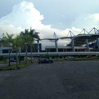 Photo taken at Stadium Negeri by Muhammad Uthman on 3/24/2013