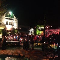 Photo taken at Playboy Mansion by Sarah G. on 7/10/2012