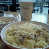 Photo taken at Noodles & Company by Amanda S. on 8/16/2012