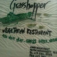 Photo taken at Grasshopper by Jack F. on 5/27/2011