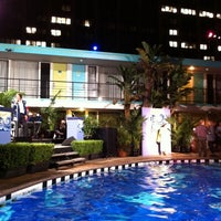 Photo taken at Phoenix Hotel by David B. on 10/12/2011