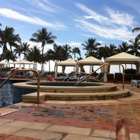 Photo taken at Grand Wailea, A Waldorf Astoria Resort by Michael T. on 1/17/2011
