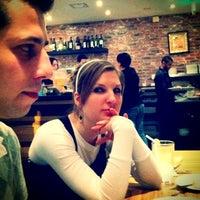 Photo taken at Nana Cafe by Uri K. on 1/26/2011