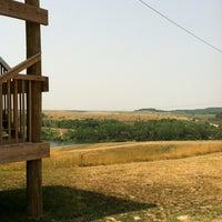 Photo taken at WildZipline Safari by Josh L. on 6/30/2012
