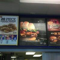 Photo taken at Burger King by Ari S. on 10/31/2011