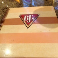 Photo taken at BJ's Restaurant and Brewhouse by Mark H. on 4/30/2012