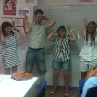 Foto tomada en Colegio Internacional Alicante, Spanish Language School por Isabel A. el 8/6/2012
