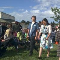Photo taken at Marsh Junior High by Morbidelidy . on 5/25/2012