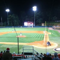 Photo taken at Foley Field by Paul B. on 4/13/2012