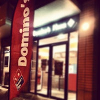 Photo taken at Domino's Pizza by Martijn K. on 10/11/2012